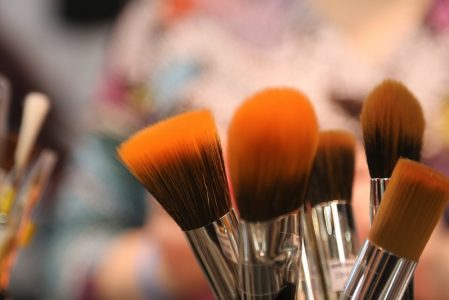 Ihre Make-up-Pinsel besser kennen